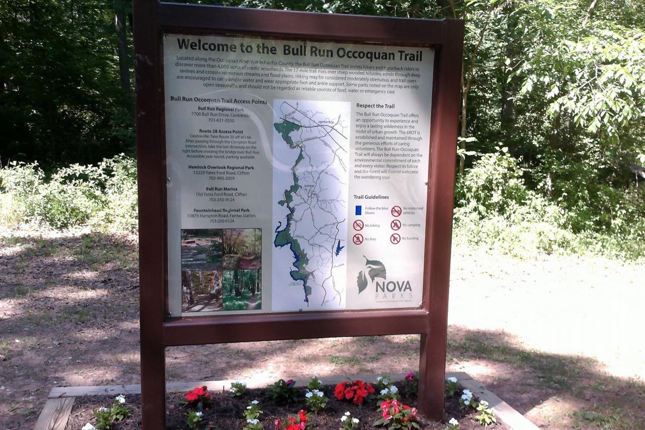 Bull Run Regional Park, Centreville, VA National State Park
