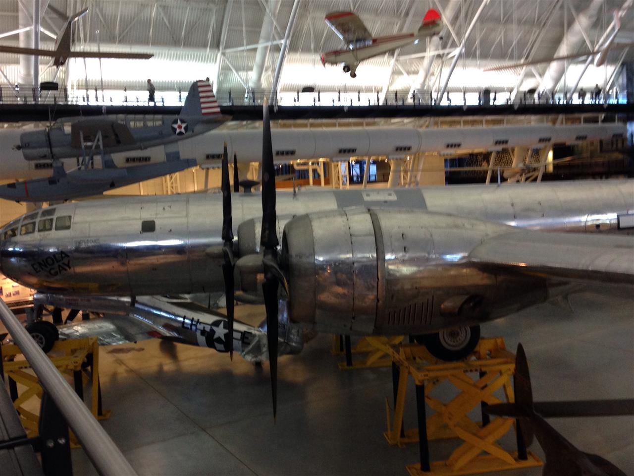 Udvar-Hazy Center Washington Dulles
