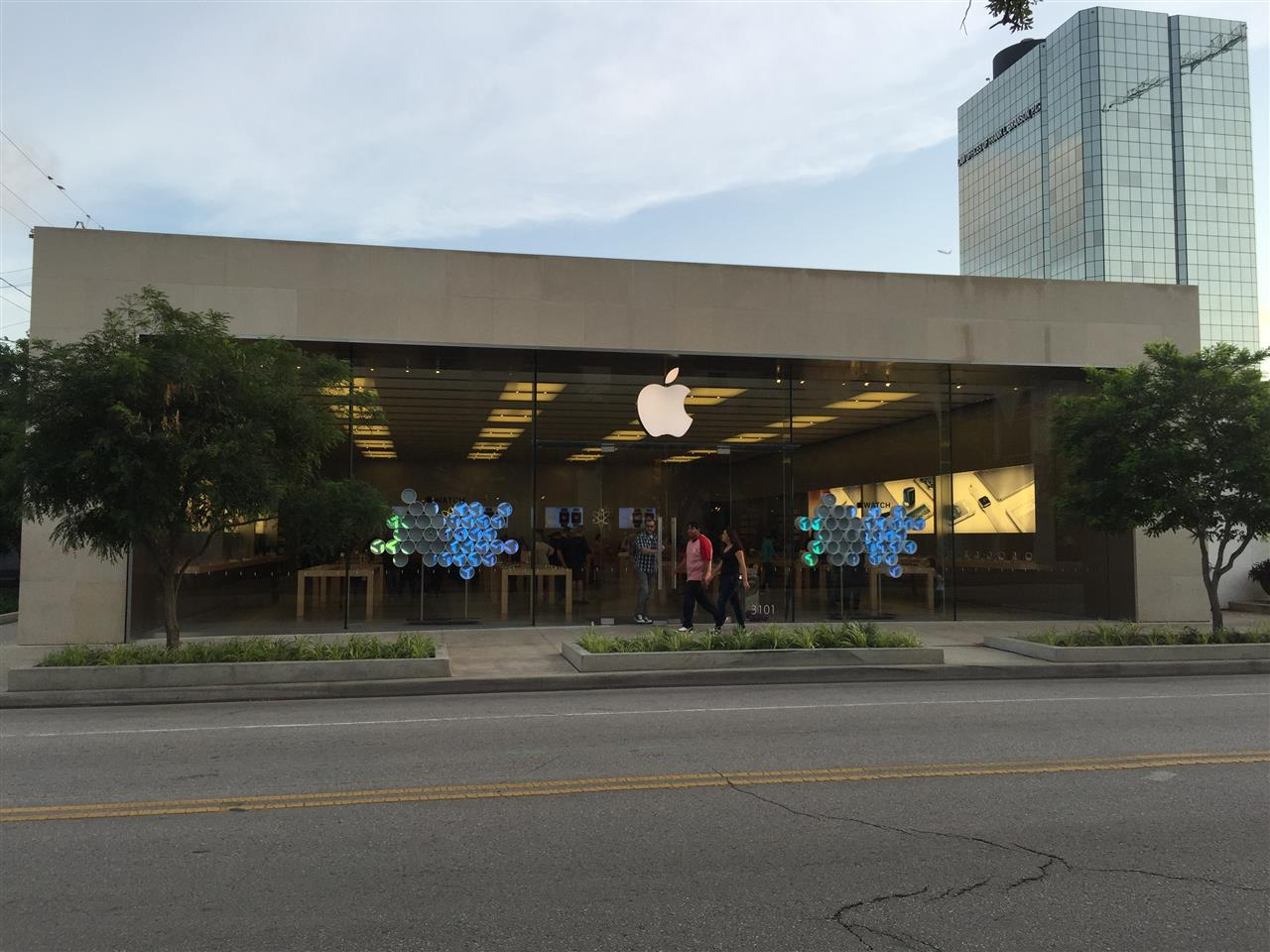 #Dallas, #Texas, Knox Street Apple Store,#Uptown,#Oaklawn