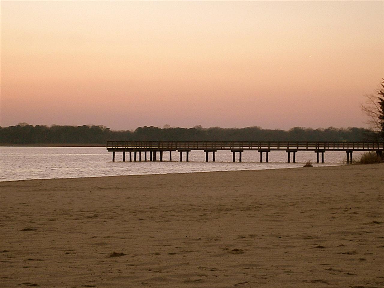 Windward Beach, Brick Township, New Jersey