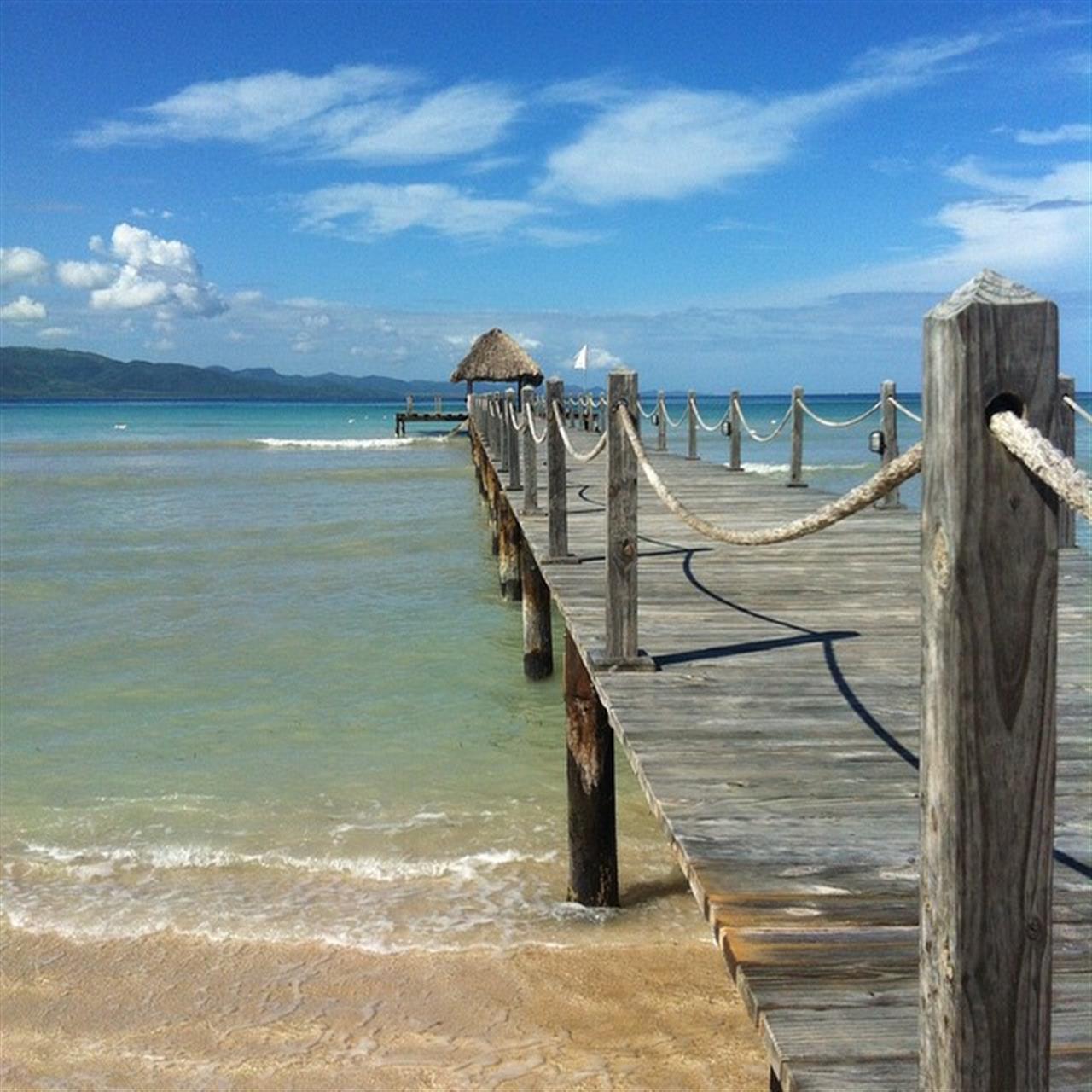 Punta Rusia, north coast of the Dominican Republic