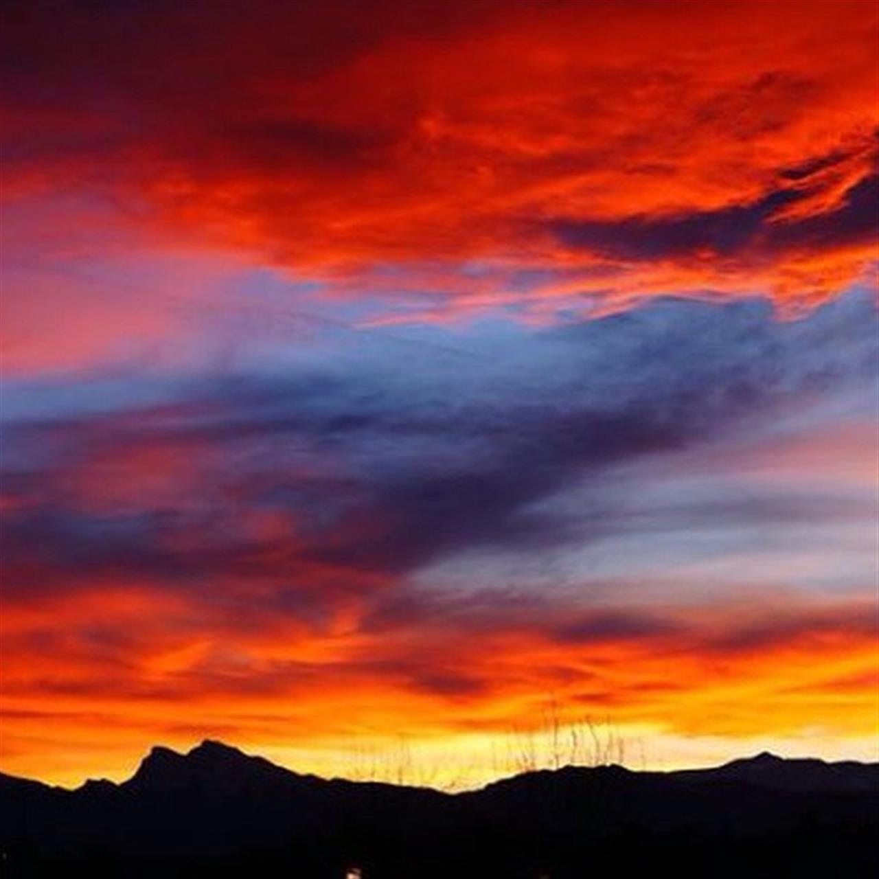 A beautiful Las Vegas Sunset #leadingrelocal