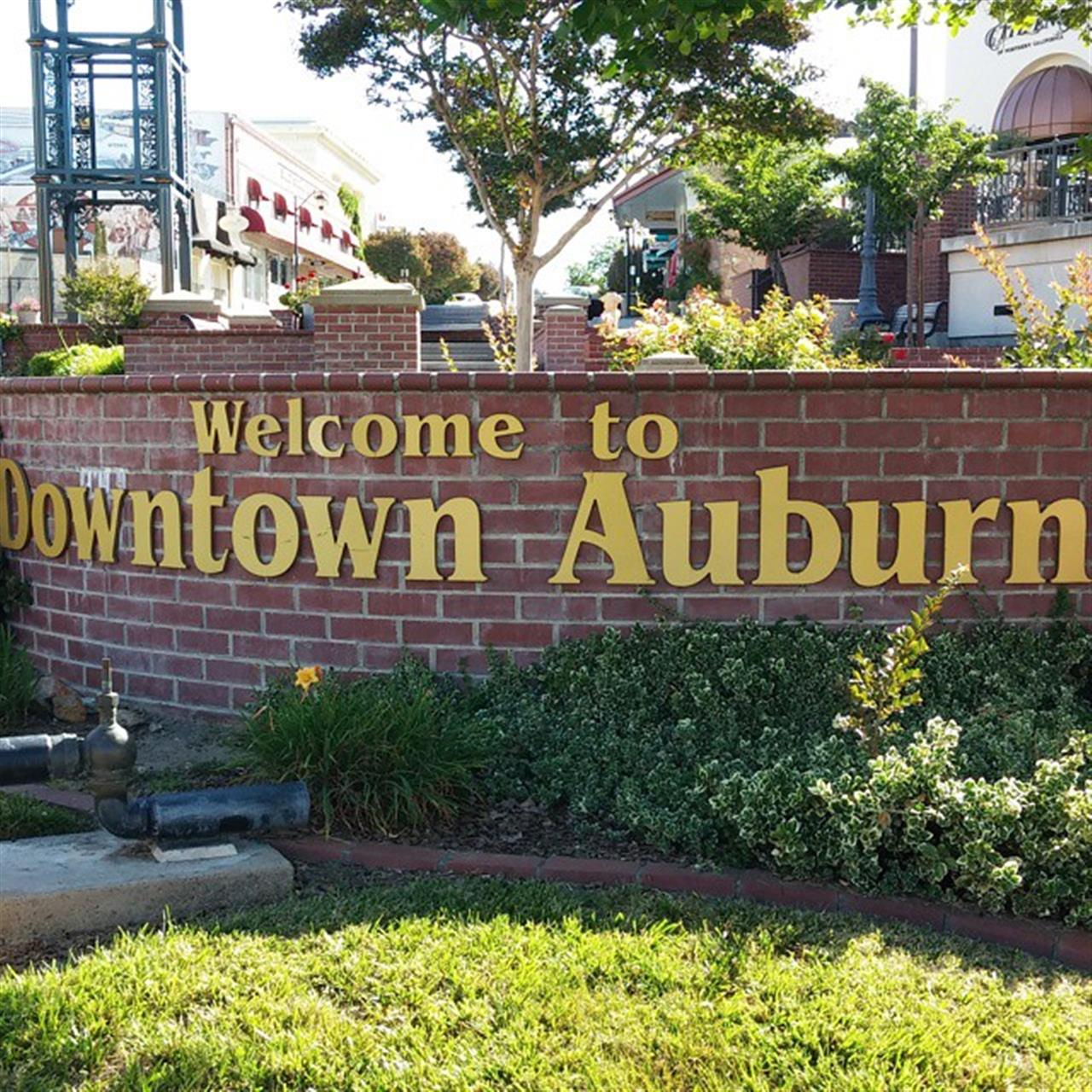 Downtown Auburn. #leadingrelocal #lyonrealestate #downtownauburn