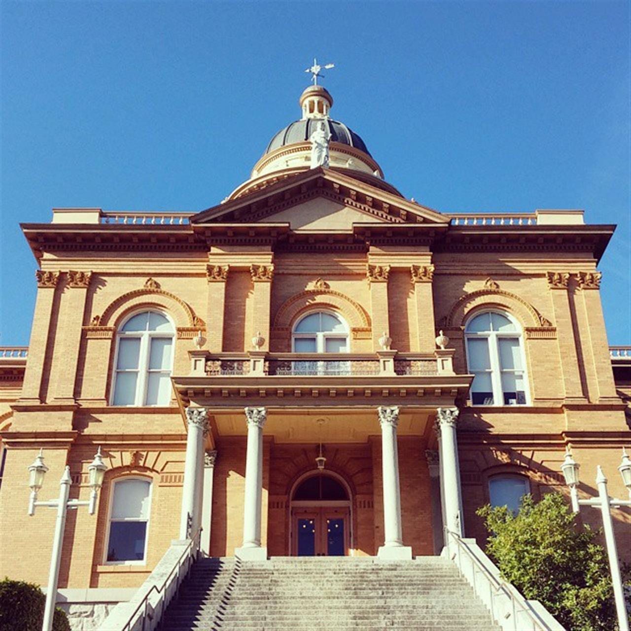 Placer County Museum and Superior Court. #leadingrelocal #lyonrealestate #auburnca #historiccourthouse #placercounty
