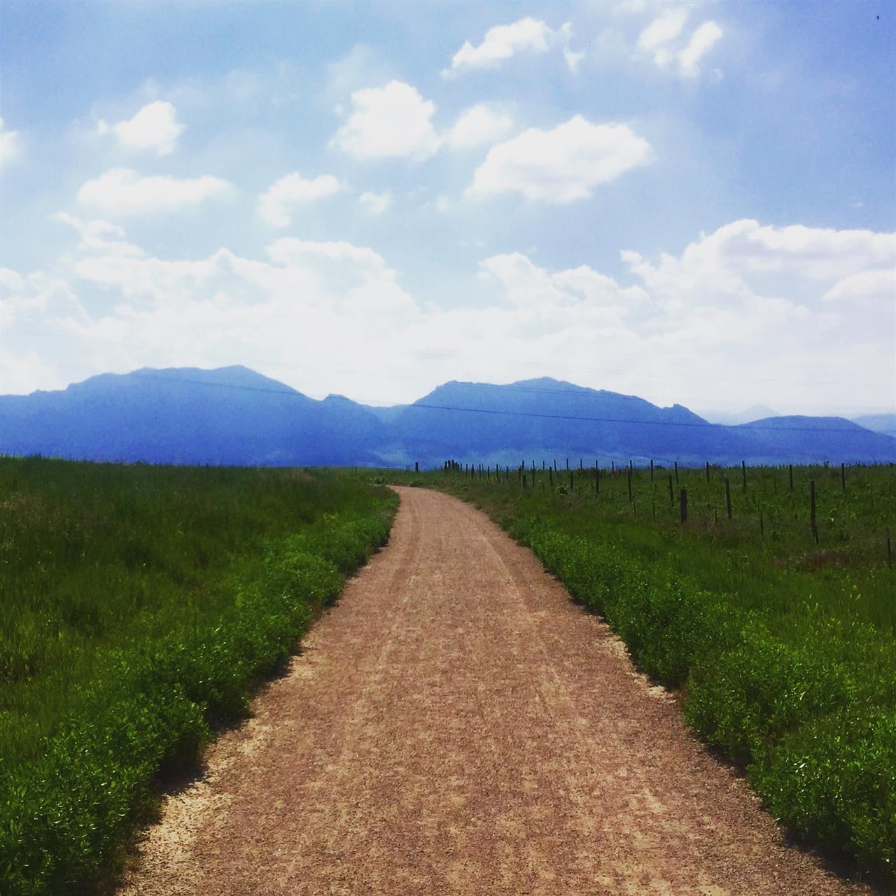 Davidson Mesa Trail, Louisville, CO