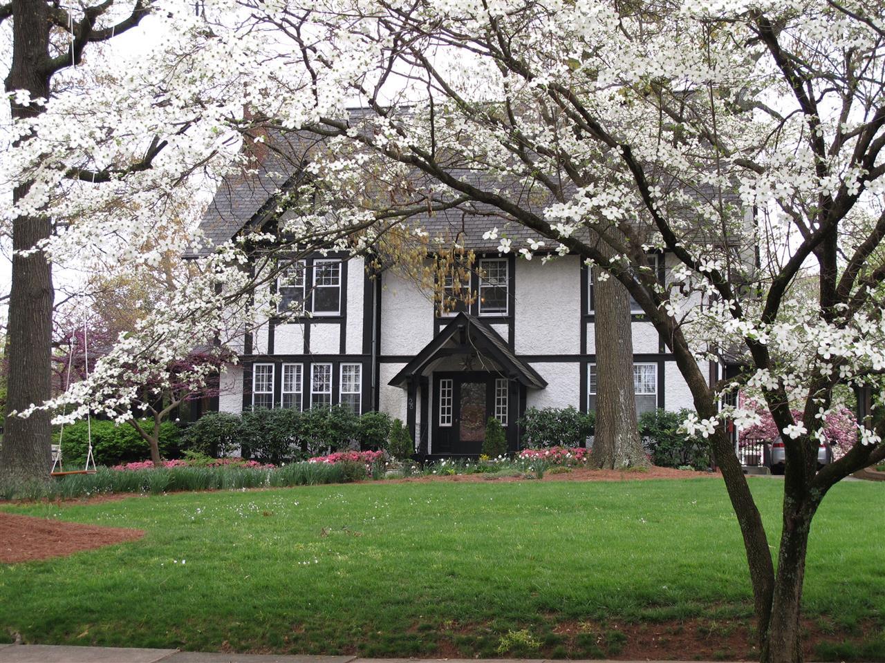 Spring in Winston-Salem, NC