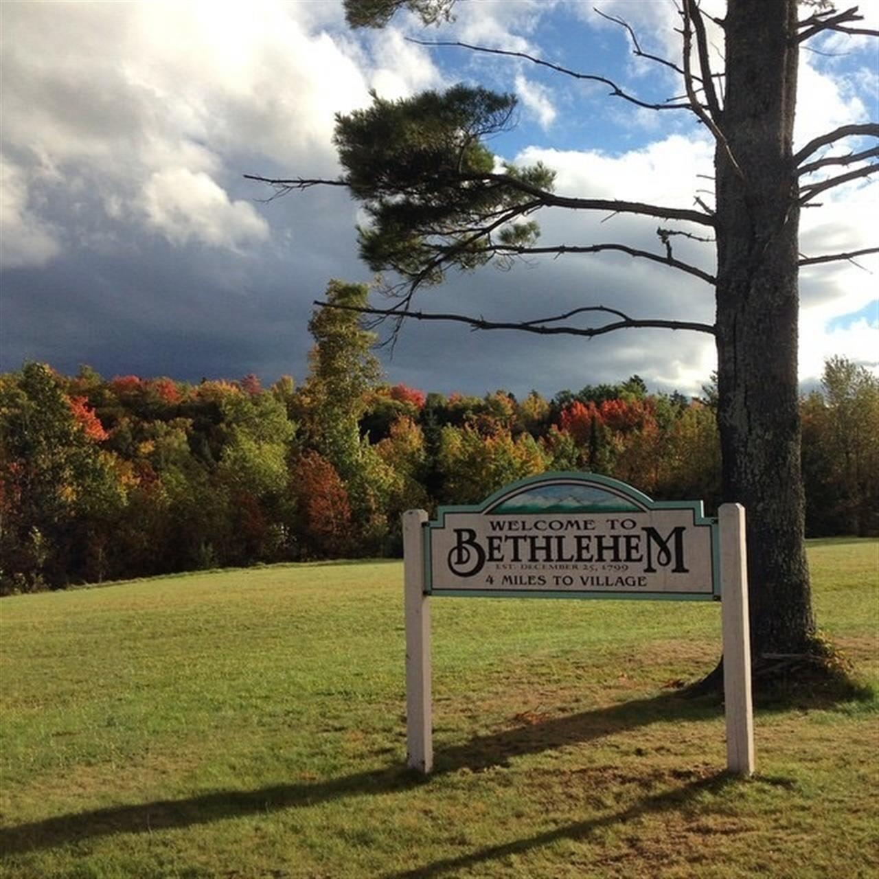 Fall in Bethlehem NH