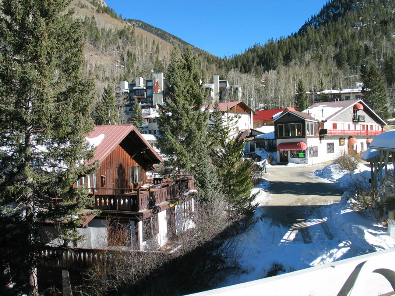 #Taos attractions #Village of Taos Ski Valley #Taos #New Mexico