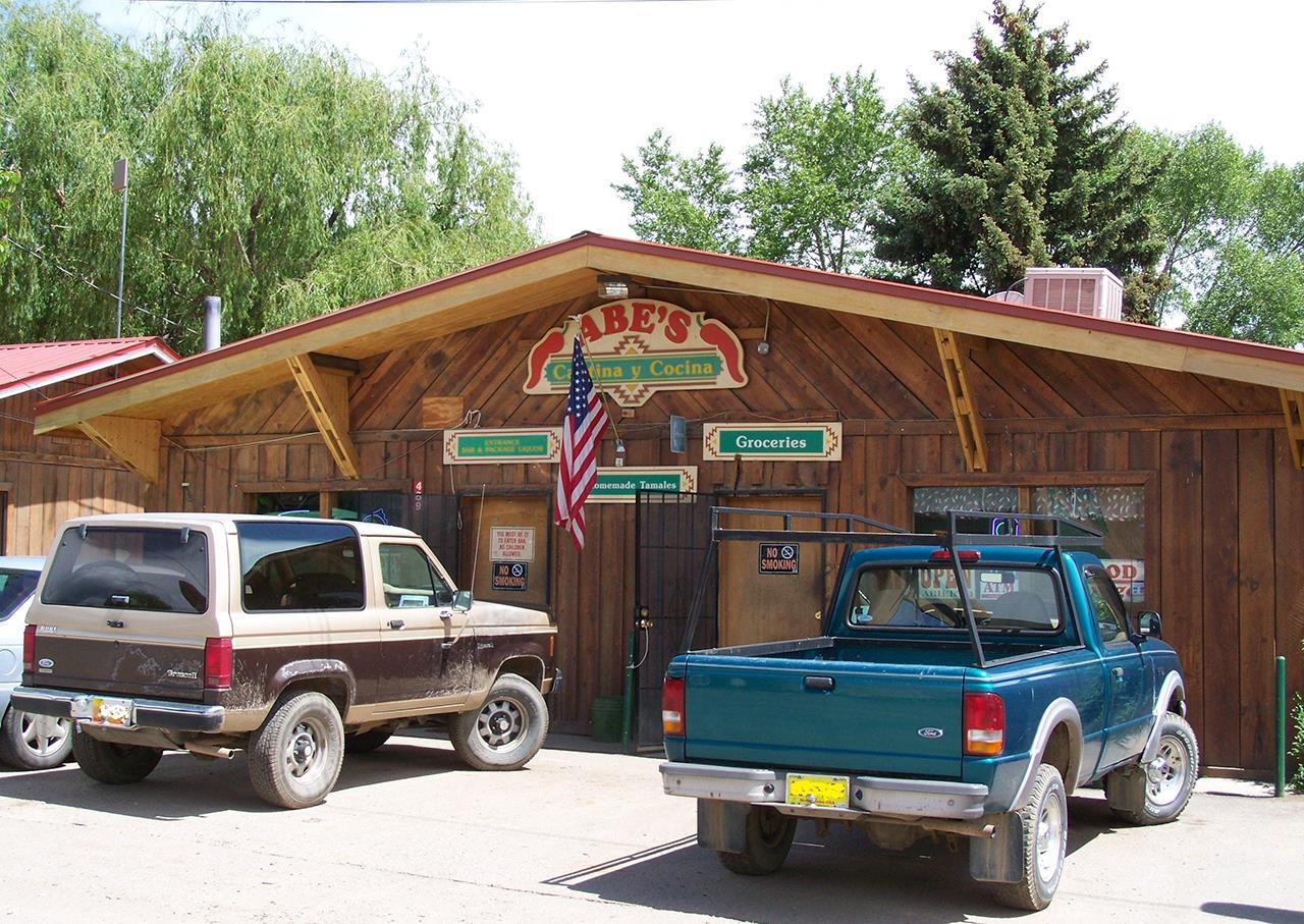 #Taos neighborhoods #Village of Arroyo Seco #Abe's Cantina #Taos #New Mexico