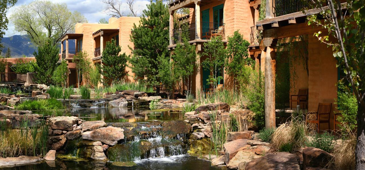 #Taos neighborhoods #Town of Taos #El Monte Sagrado Resort #Taos #New Mexico