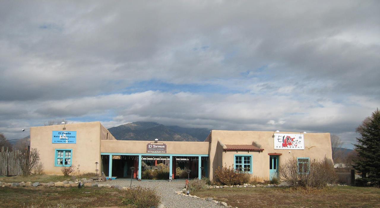 #Taos neighborhoods #El Torreon Hacienda #El Prado #Taos #New Mexico