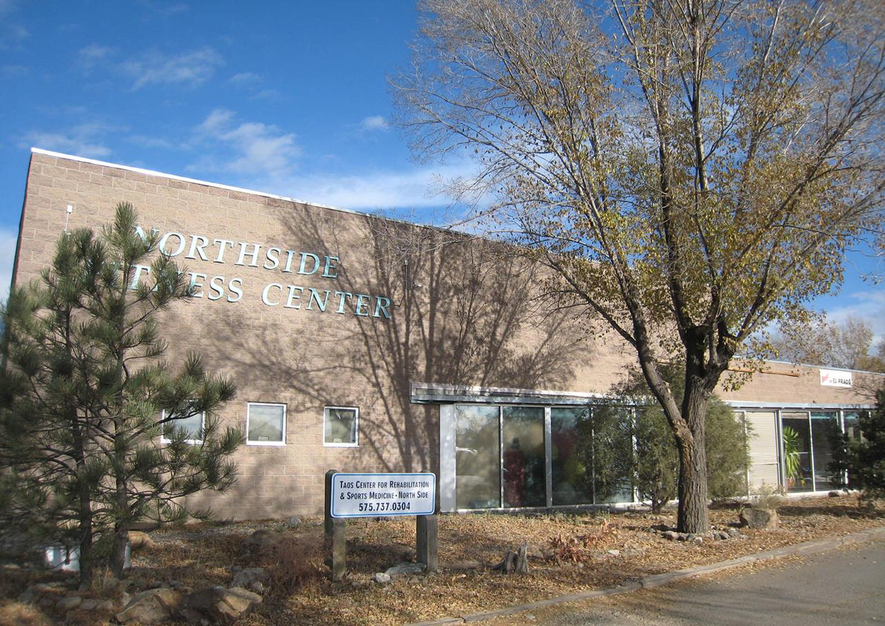 #Taos neighborhoods #El Prado #Northside Fitness Center #Taos #New Mexico