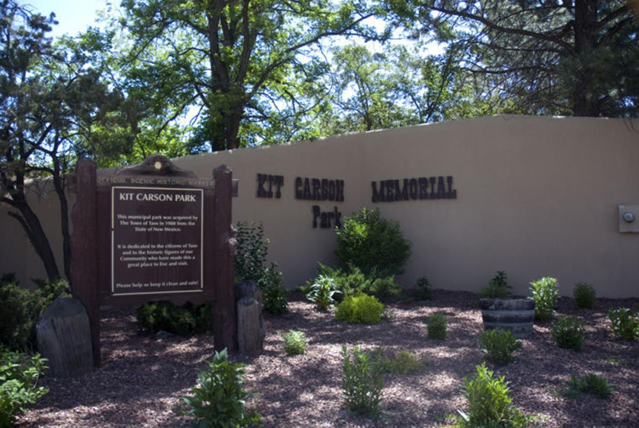 #Taos neighborhoods #Kit Carson Park #Town of Taos #Taos #New Mexico