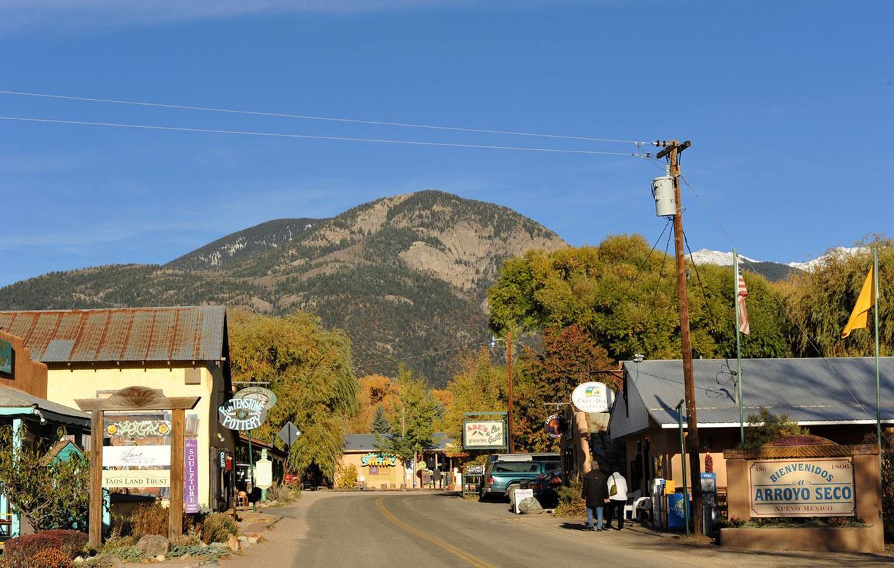 #Taos neighborhoods #Village of Arroyo Seco #Taos #New Mexico