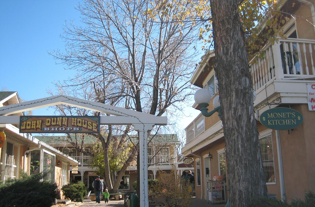 #Taos neighborhoods #John Dunn Shops #Town of Taos #Taos #New Mexico