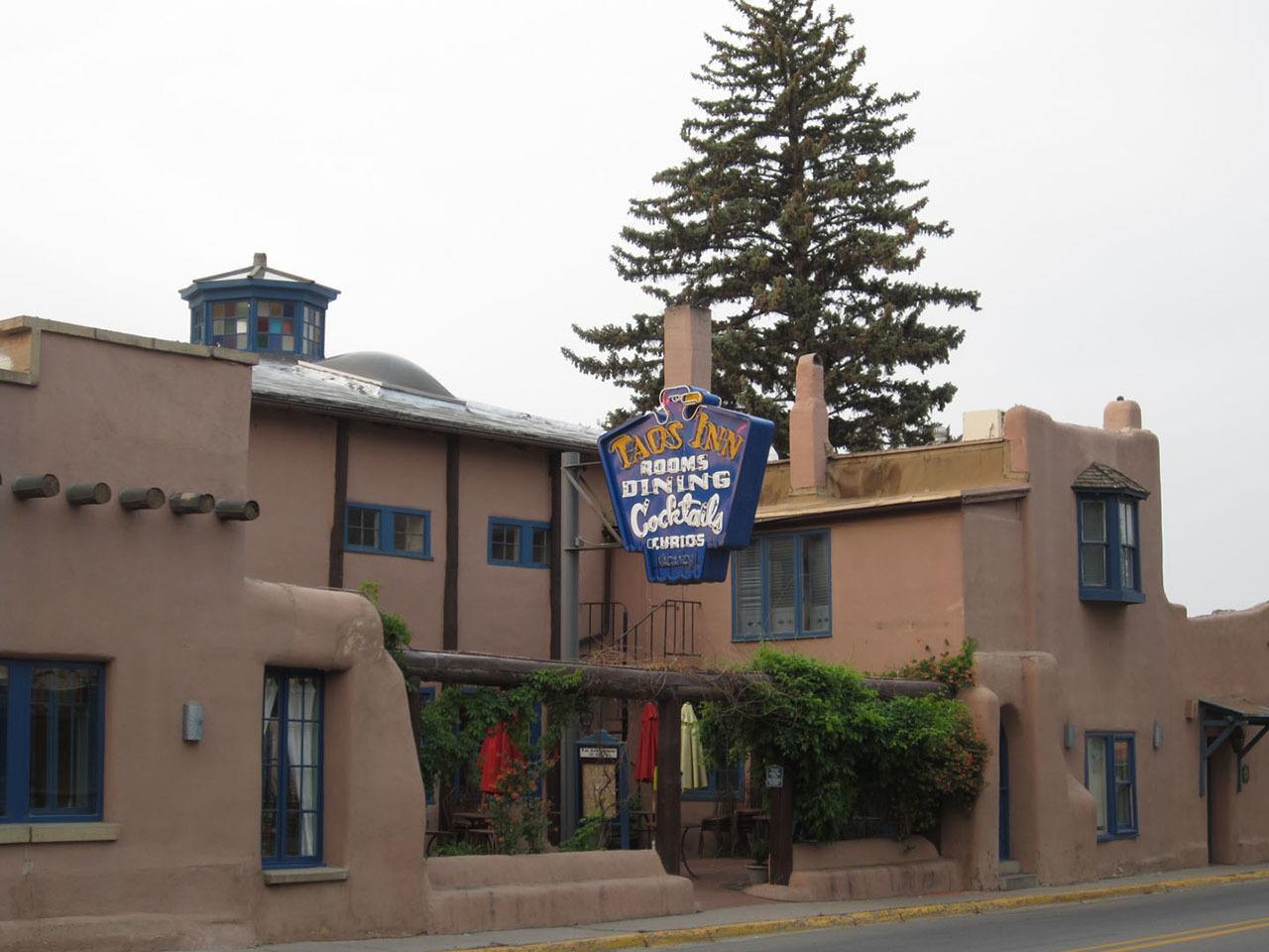 #Taos neighborhoods #Taos Inn #Town of Taos #Taos #New Mexico
