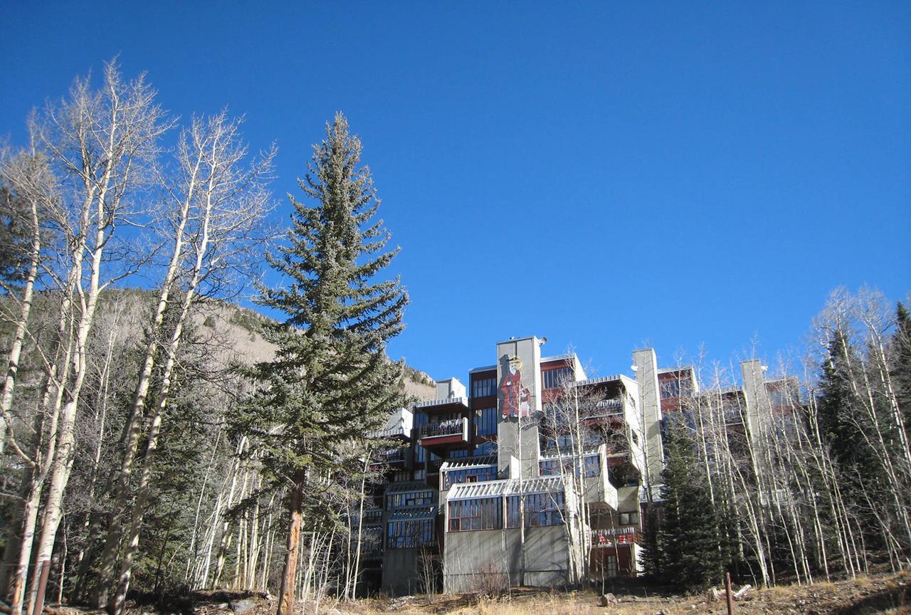 #Taos neighborhoods #St Bernard Condominiums #Taos Ski Valley #Taos #New Mexico