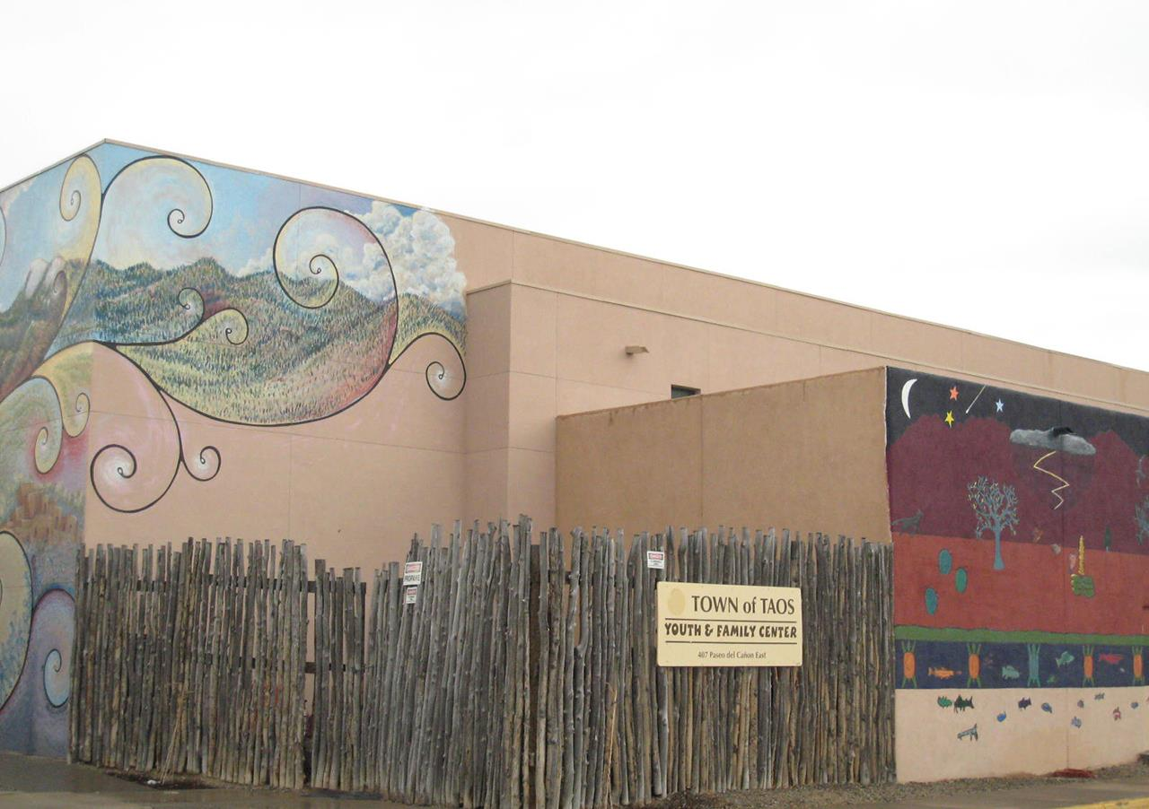 #Taos neighborhoods #Youth and Family Center #Weimer #Taos #New Mexico