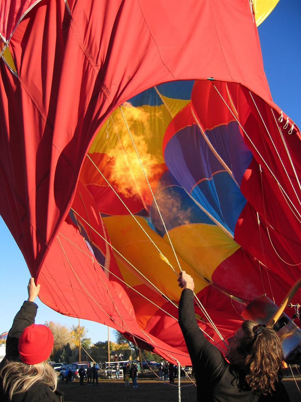#Taos recreation #Balloon Festival #Taos #New Mexio