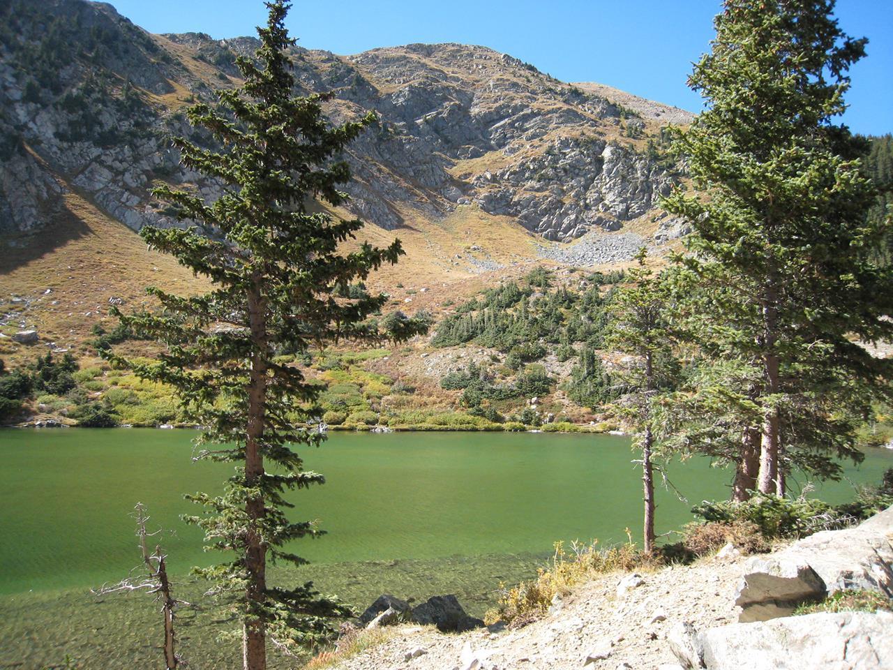 #Taos recreation #Goose Lake #hiking #fishing #Taos #New Mexico