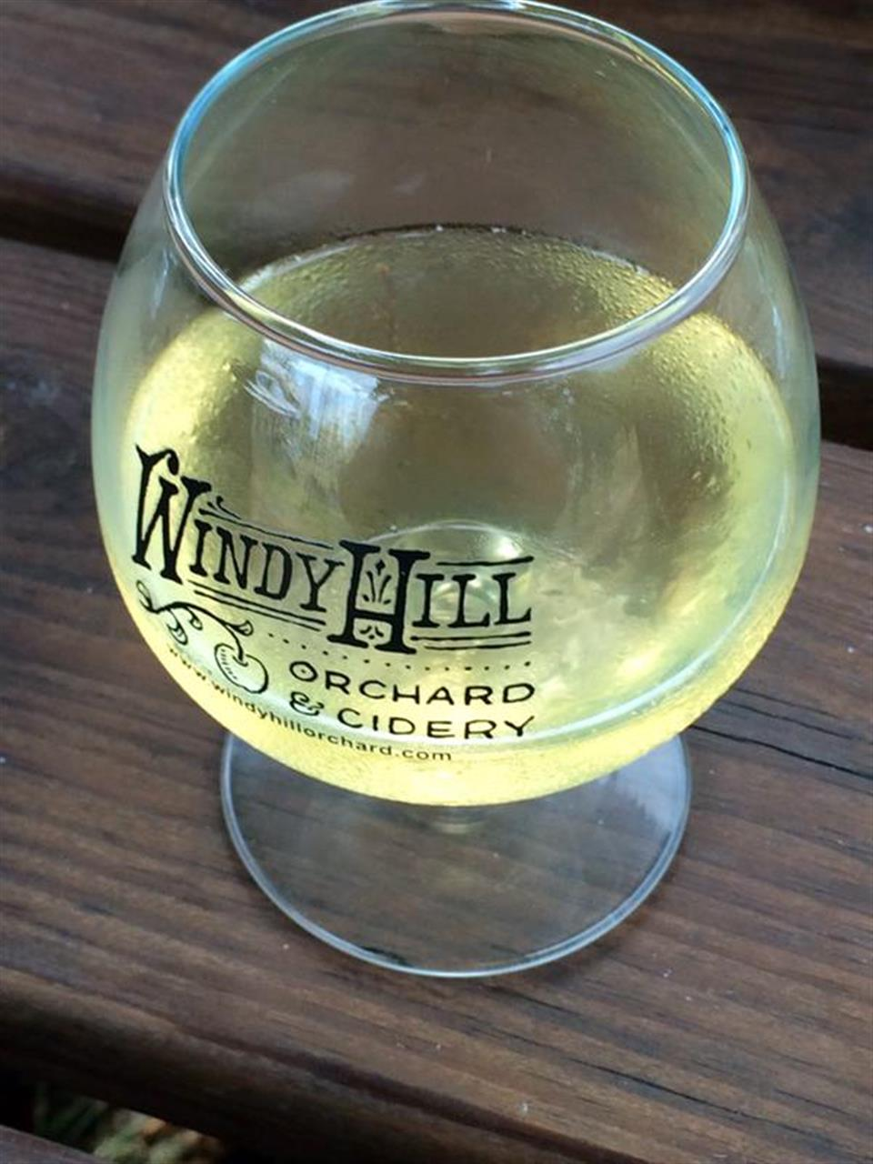 #DrinkLocalCider #WindyHillOrchard #York #SC #LeadingRElocal