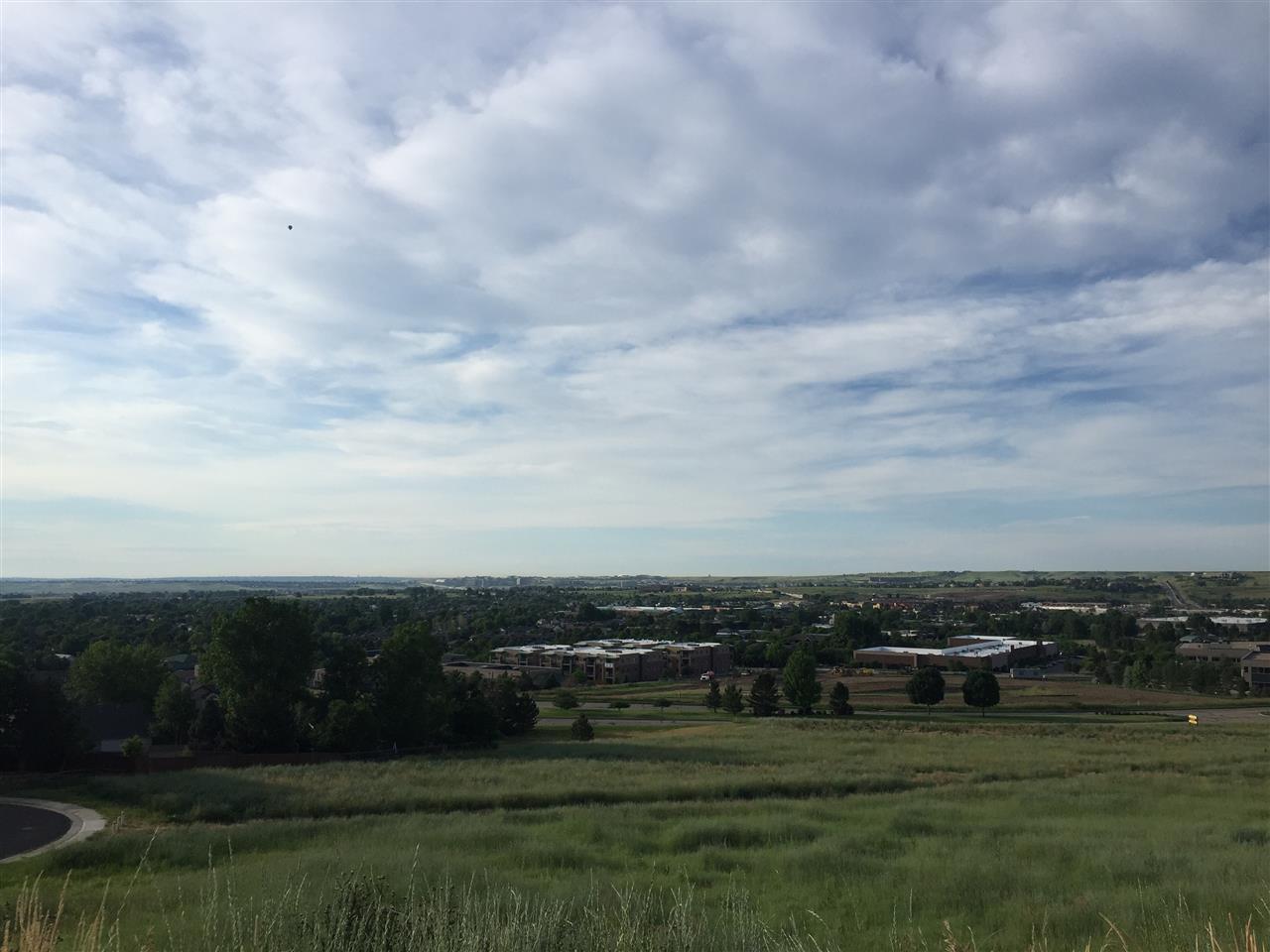 Boulder County Plains, Lake Valley Golf Course, Longmont, CO