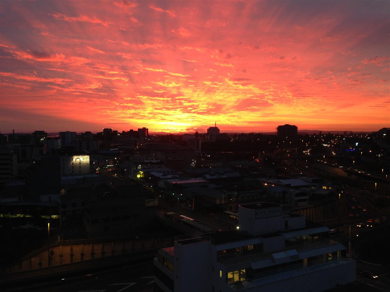 Sunset in Auckland  Auckland, New Zealand #LeadingRElocal