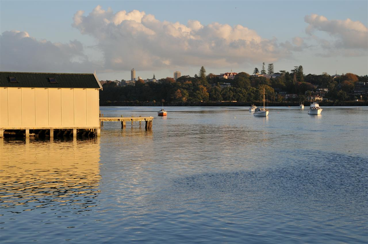 Okahu Boatshed  Auckland, New Zealand #LeadingRElocal