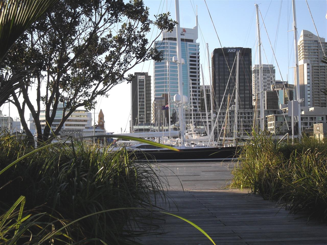 Walkway  Auckland, New Zealand #LeadingRElocal