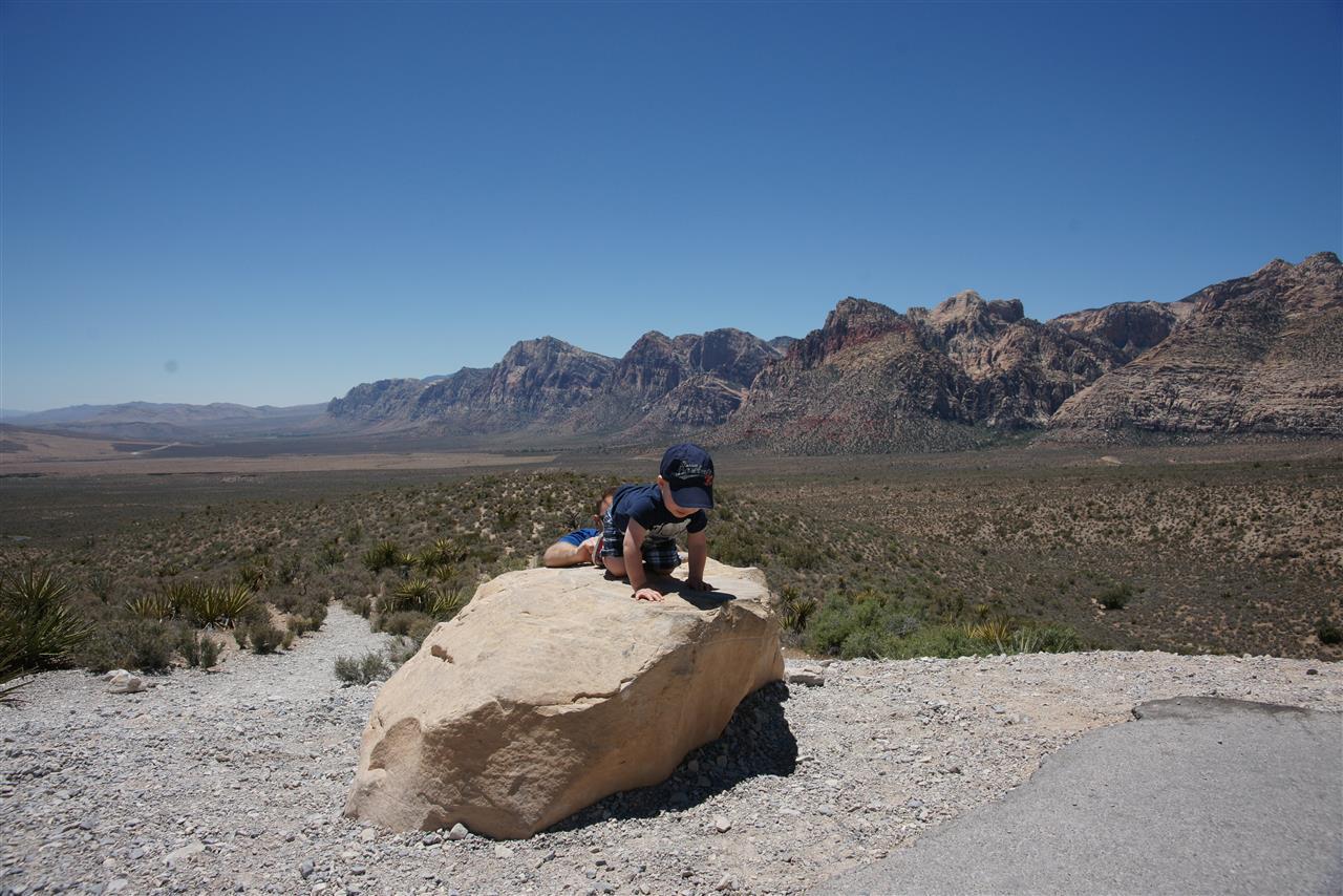 Red Rock Canyon, Las Vegas, NV