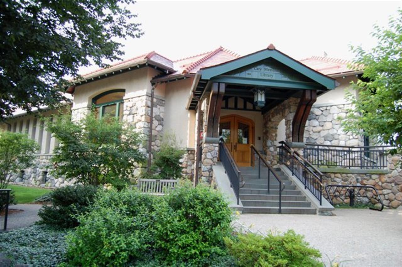 Cary Library | Lexington, MA