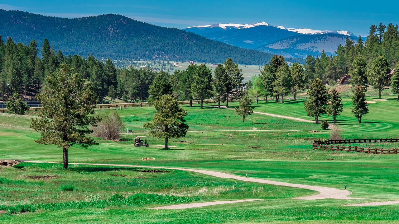 #Taos #Angel Fire Resort #golf course #Taos #New Mexico