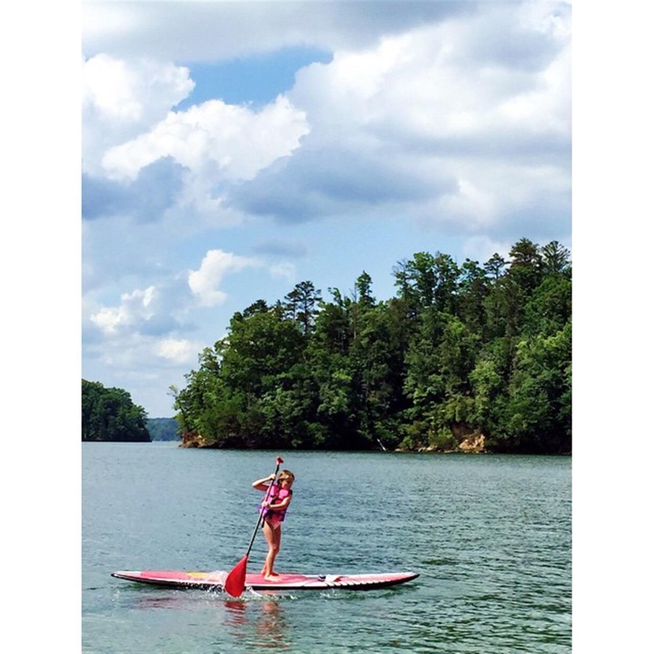 #lakedays  Lake Lanier, Gainesville, GA