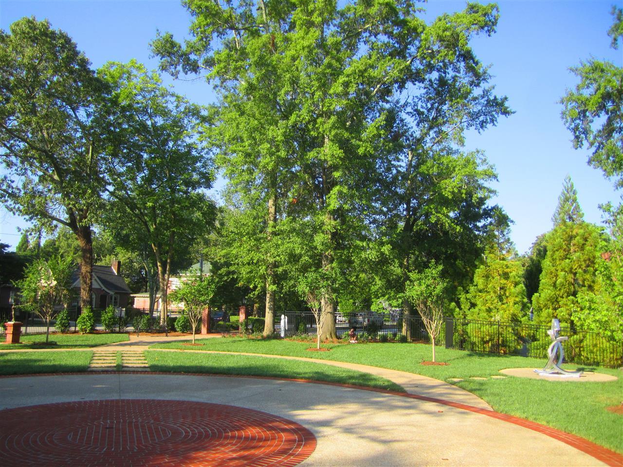 Jones Memorial Park. Candler Street Gainesville, Ga