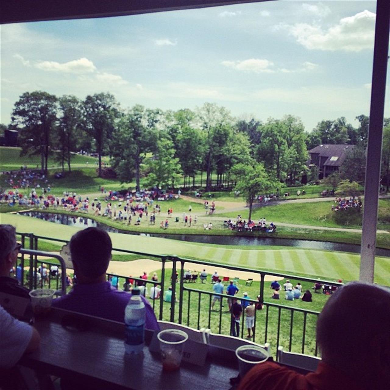 The Memorial Tournament,  Dublin, Ohio