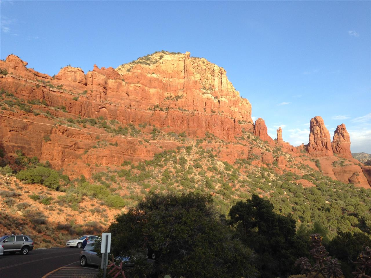 Highway 89A, Sedona, AZ The Gorgeoous Red Rock Canyons of Sedona, Arizona!