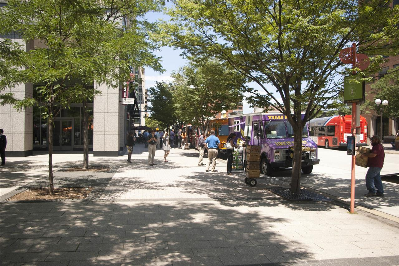 Ballston is a neighborhood in Arlington, VA