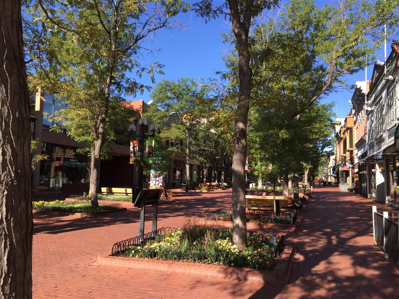 Pearl Street Mall, Boulder, CO