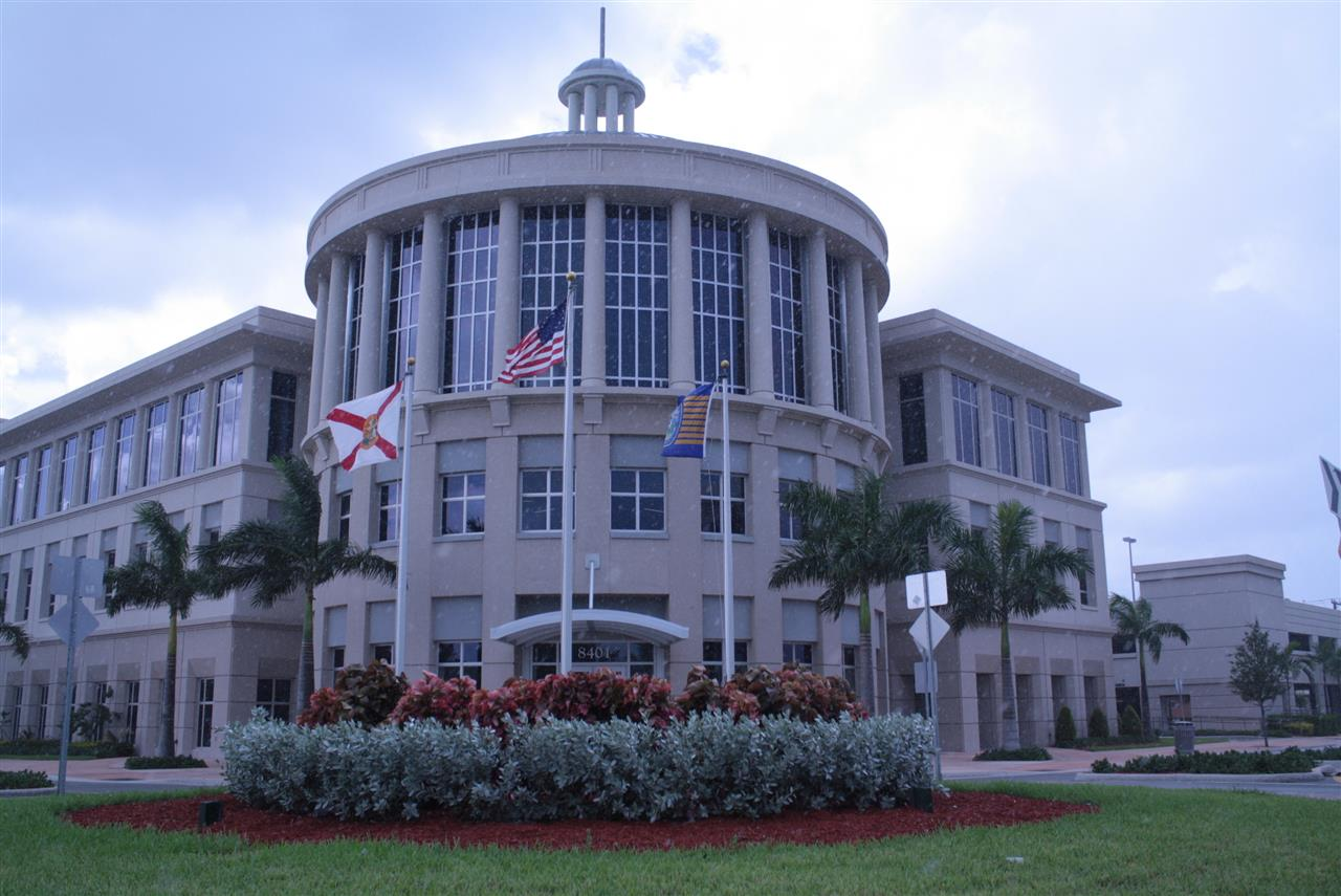 Doral City Hall, Doral, #LeadingRELocal #soflo