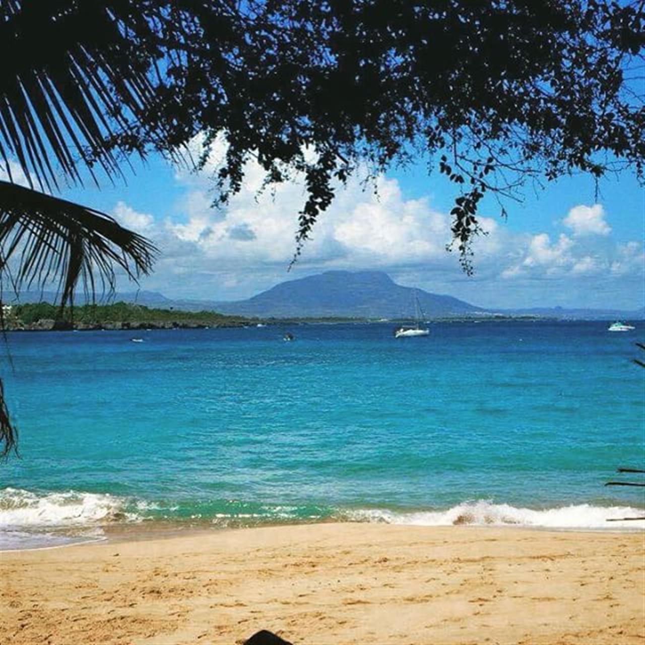 #Sosua beach on the north shore of the #DominicanRepublic