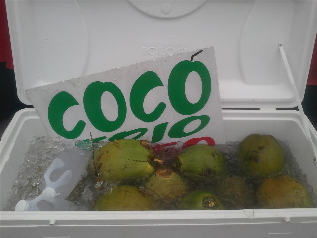 Authentic Coconut Water/Coco Frio, Farmers Market, Tropical Park, Miami #leadingRelocal, #soflo