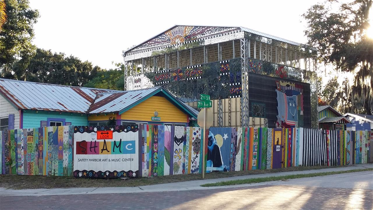 #Safety Harbor Fl  Art Studio