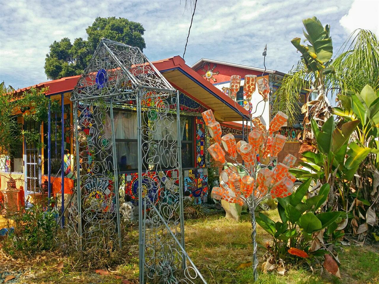 Safety Harbor,Fl   Local Art  Artist Home