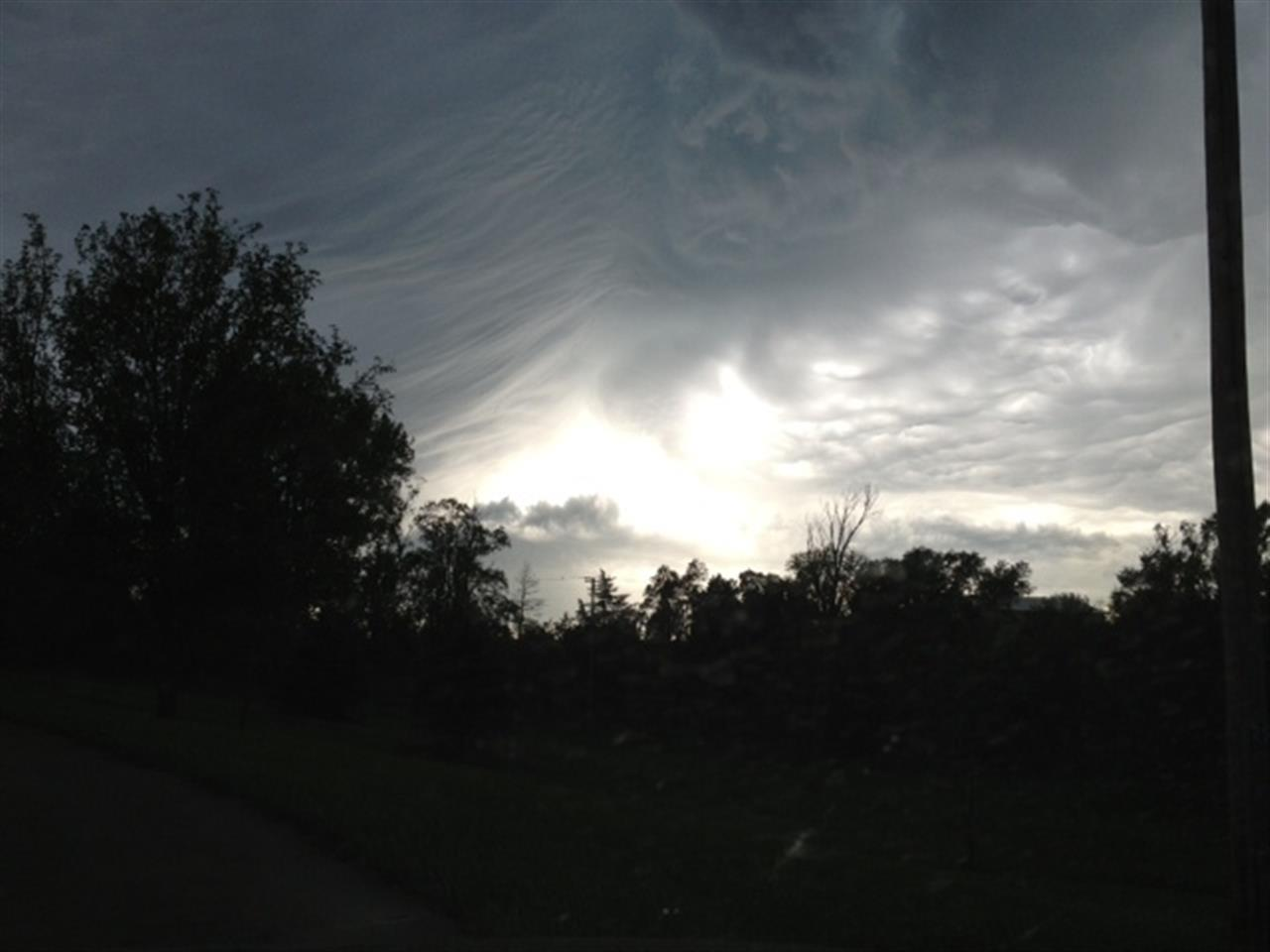 Storm Coming Council Bluffs IA