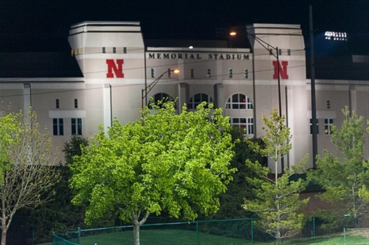 Memorial Stadium  Lincoln NE
