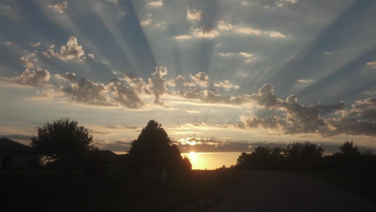 Sunset Fremont NE