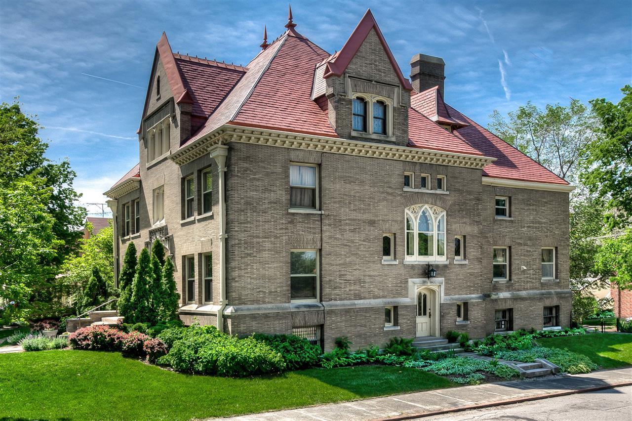 Joslyn Castle Cornerstone Mansion Omaha NE