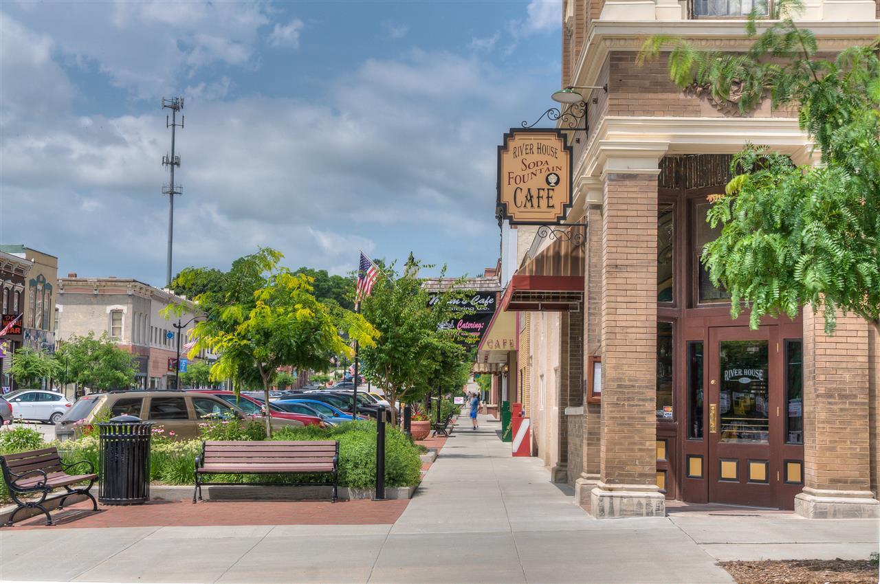 Downtown  Plattsmouth NE