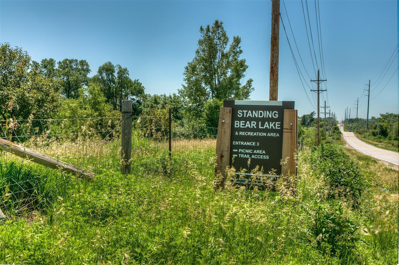 Standing Bear Lake and Recreation Area Northwest Omaha Omaha NE