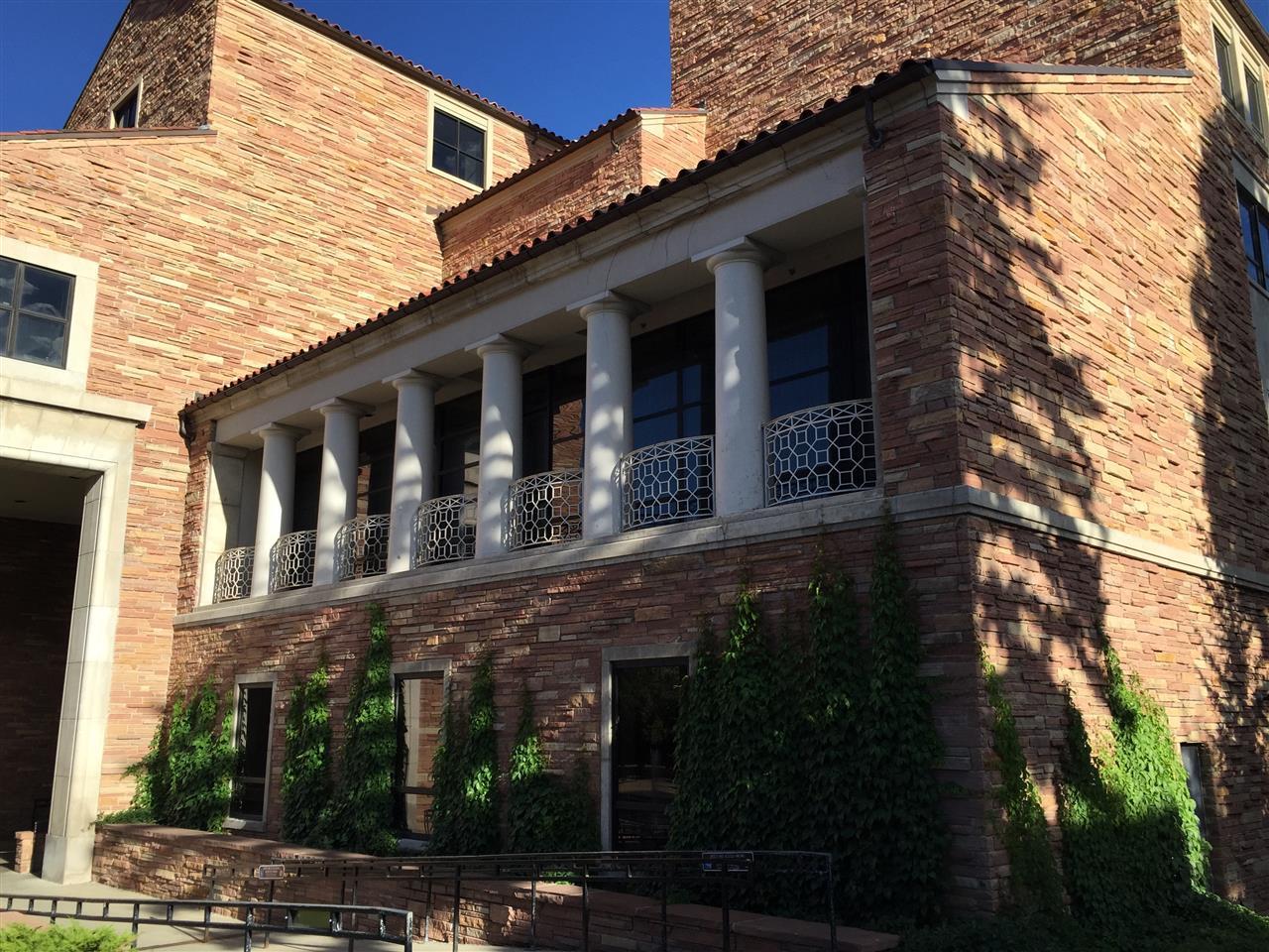 University of Colorado, Boulder, CO